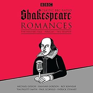 Classic BBC Radio Shakespeare: Romances Radio/TV