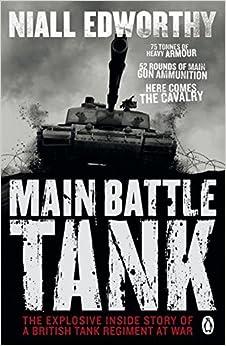 Book Main Battle Tank by Niall Edworthy (2011-06-21)