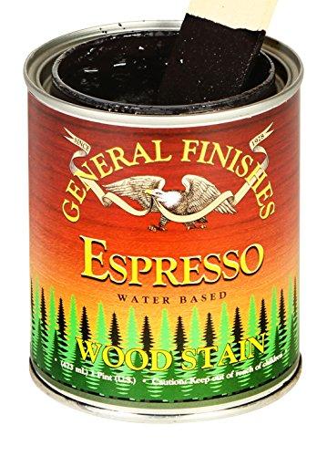 er Based Wood Stain, 1 Quart, Espresso ()