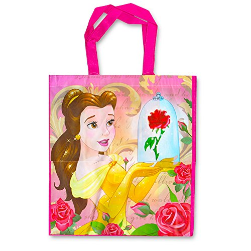 Bella Tote Bag (Reusable Beauty and the Beast Tote)