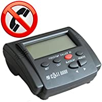 TelPal® Lastest Version Call Blocker Pro For Landline Home Phones With 3 Line Caller ID Displays And 1500 Capacity,Block All Spam Calls,Hidden Calls,Area Spam Calls