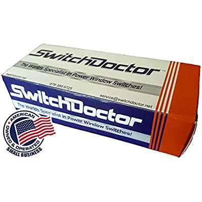 SWITCHDOCTOR Window Master Switch for 2004-2008 Ford F-150: Automotive