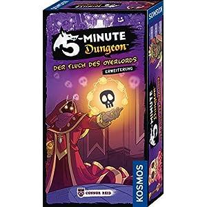 5-Minute Dungeon - Erweiterung: Für 2 - 6 Spieler