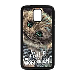 Alice In Wonderland Cell Phone Case for Samsung Galaxy S5