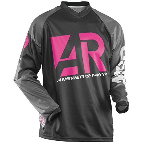 Answer-Racing-Mode-WMX-Womens-MotoX-Motorcycle-Jersey-BlackPink-X-Small