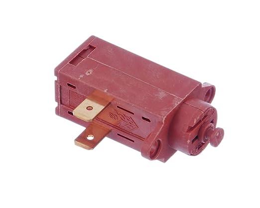 SpareHome Interruptor para lavavajillas Bosch, Siemens, Balay, Lyn ...