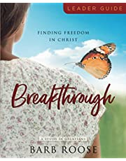 Breakthrough Women's Bible Study Leader Guide