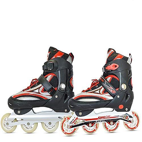 Kamachi K-835 Adjustable Aluminium Body Inline Skates
