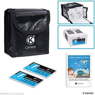 Amazon Travel Safety Pack For Dji Phantom 4 For 2 Batteries