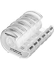 AmazonBasics Double-Sided Tape - 6-Pack