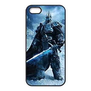Strong Ice man Cell Phone Case for iPhone 5S