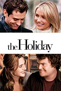 The Holiday (2006) RomCom ( BluRay ) Kate Winslet, Cameron Diaz
