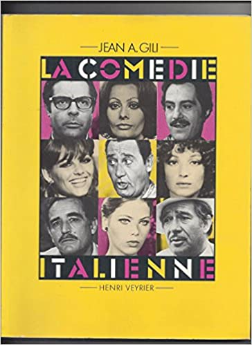 Amazon Fr La Comedie Italienne Jean A Jean Antoine