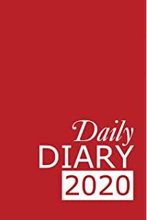 Amazon.com: Busy B Stripe 2020 Day A Page Diary - A5 Planner ...