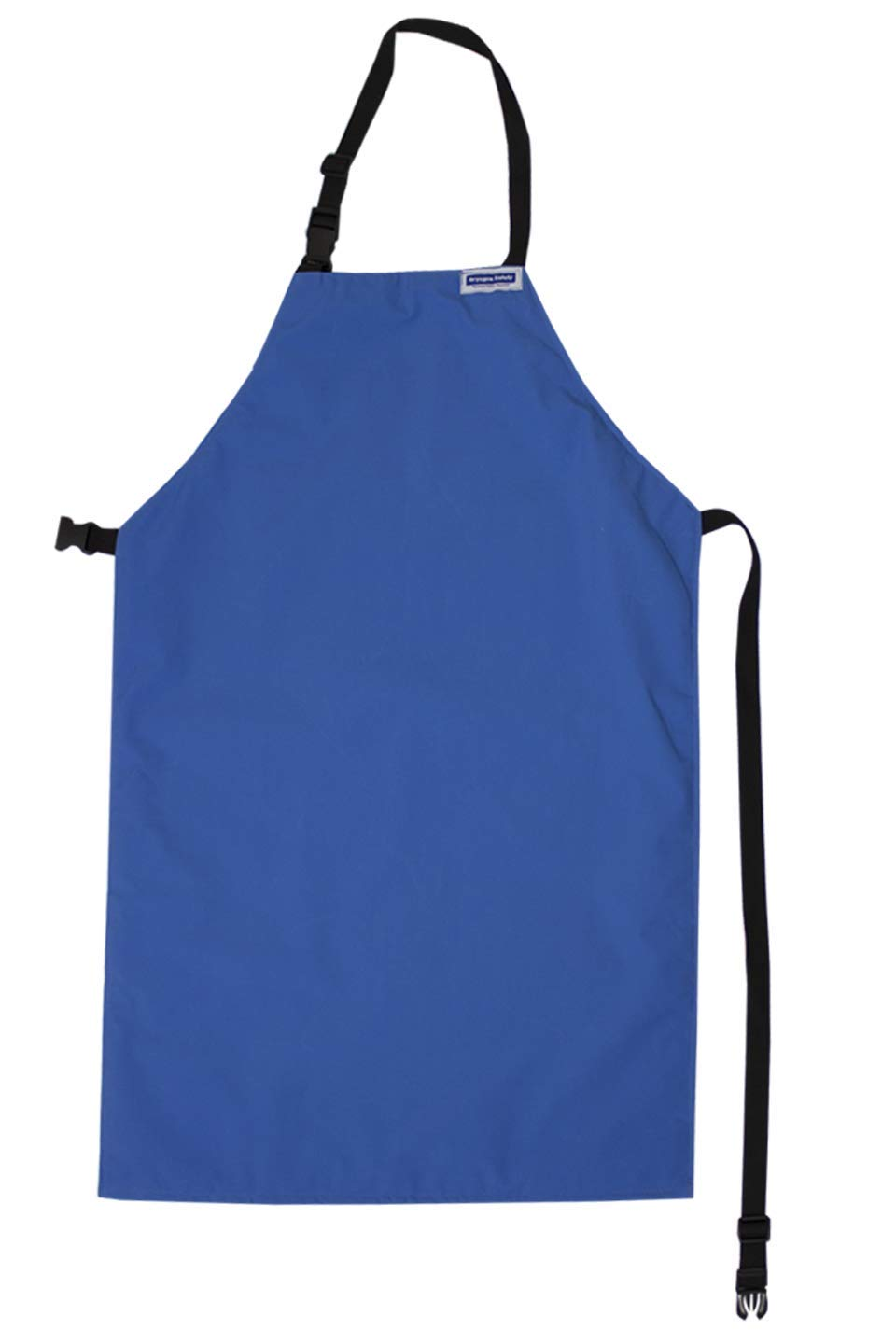 Cryogenic Apron, Blue, 36 in. L, 24 in. W by National Safety Apparel Inc (Image #1)