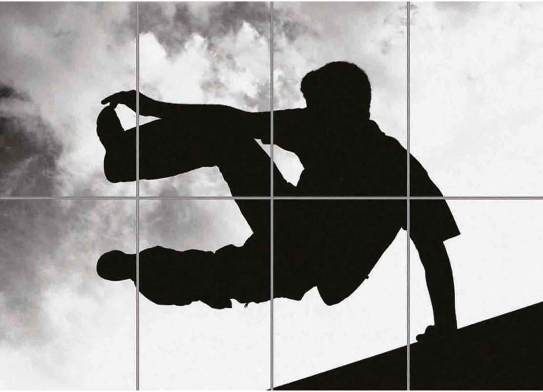Parkour FREE RUNNING a3 PICTURE ART POSTER PRINT gz206