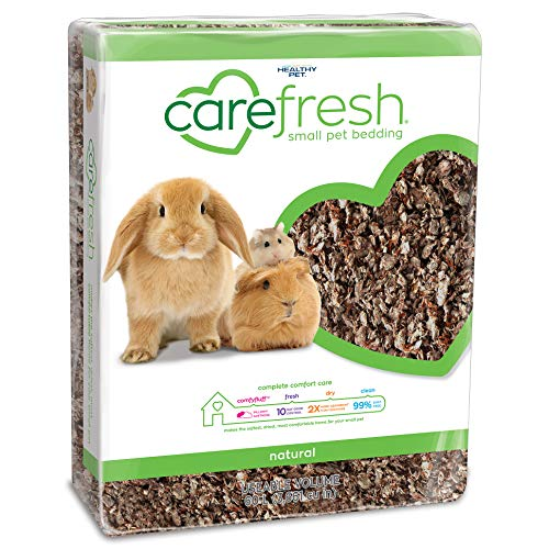Pretty Pets Hedgehog - Carefresh Complete Pet Bedding, 60 L, Natural