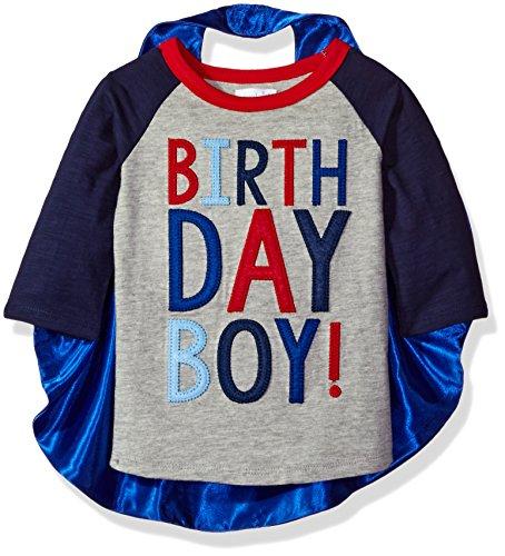 Mud Pie Baby Birthday T Shirt