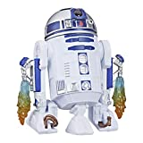 Star Wars Galaxy of Adventures R2-D2 Figure & Mini Comic