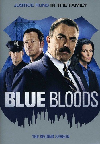 Blue Bloods: The Second Season Tom Selleck Will Estes Bridget Moynahan Donnie Wahlberg
