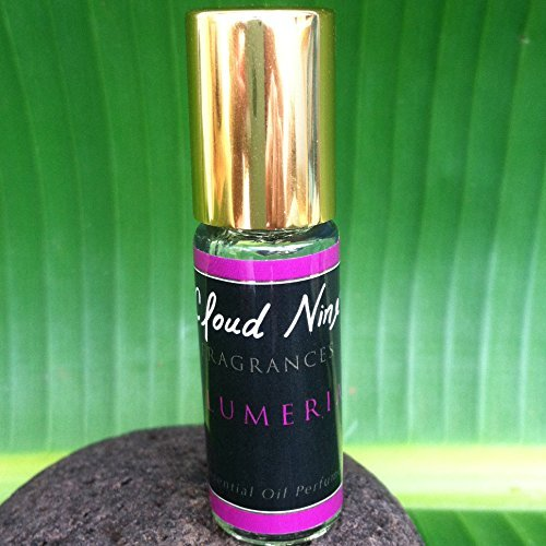 Cloud Hawaii Plumeria Essential Perfume