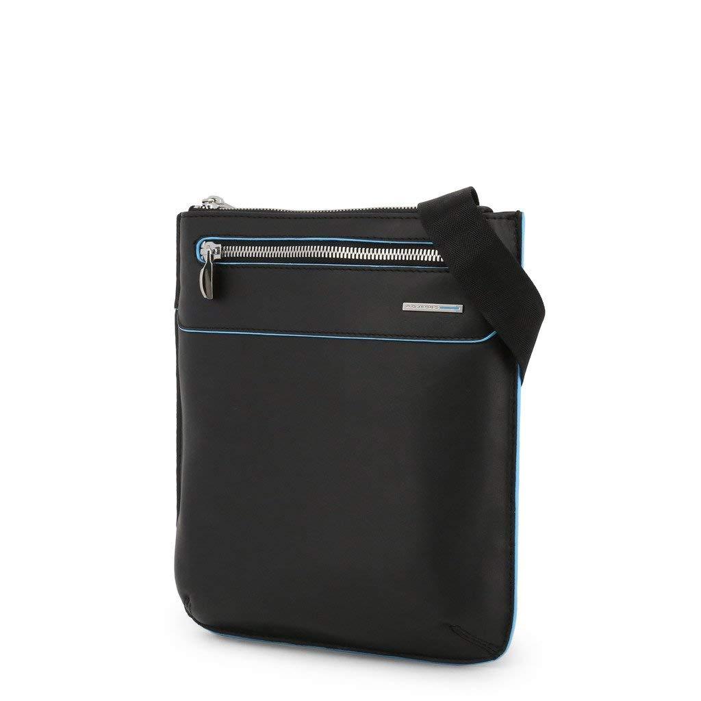 Piquadro Men Black Crossbody Bags