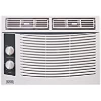 BLACK+DECKER BWAC05MWT 5,000 BTU Mechanical Window Air Conditioner