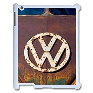 iPad2,3,4 Cover, DDdiy VW Bus Custom Cover for iPad2,3,4