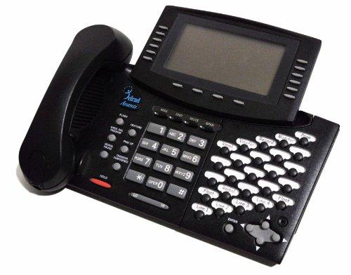 Full Duplex Speaker (Telrad Avanti 3025DF 79-610-1000 Black 25 Button Graphic Display Full Duplex Speaker Phone)