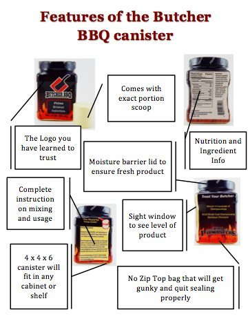 Butcher BBQ Prime Barbecue Brisket Injection-1lb- Glutten Free by Butcher BBQ (Image #5)