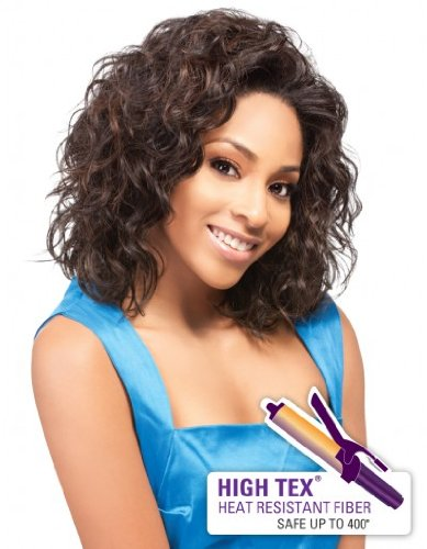 Outre Quick Weave Half Wig Mally (1B) ()