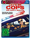 Let's be Cops - Die Party Bullen [Blu-ray]