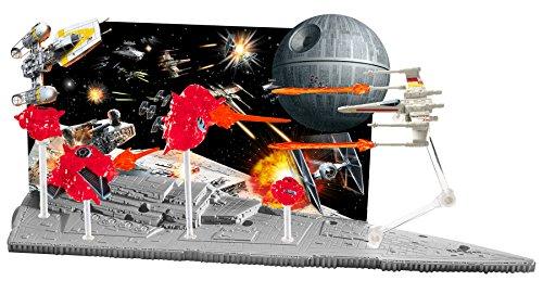 Hot Wheels Star Wars Starship Battle Scenes Play Set (Best Scenes Battle)