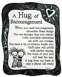 "Sculpted Magnet: A Hug of Encouragement, 3.0"" x"