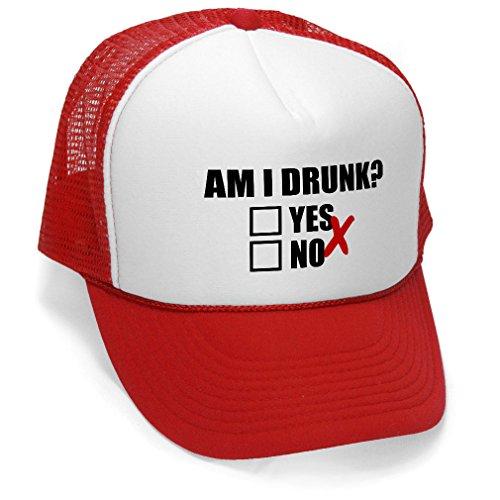 Goozler AM Drunk Unisex Trucker