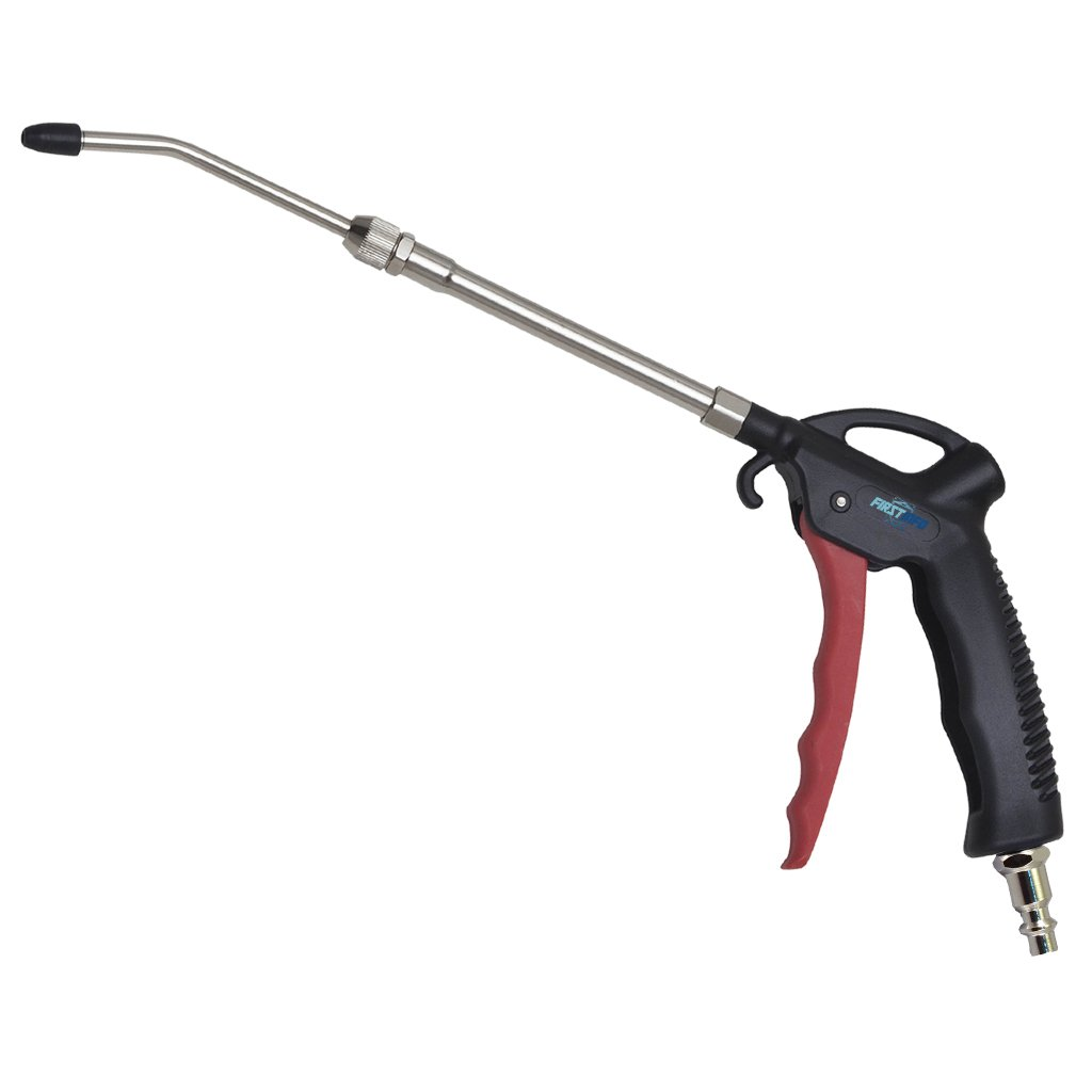 FIT TOOLS Air Duster Blow Gun with Adjustable Nozzle Range: 215~305mm