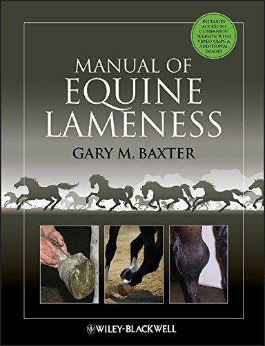 Manual of Equine Lameness -