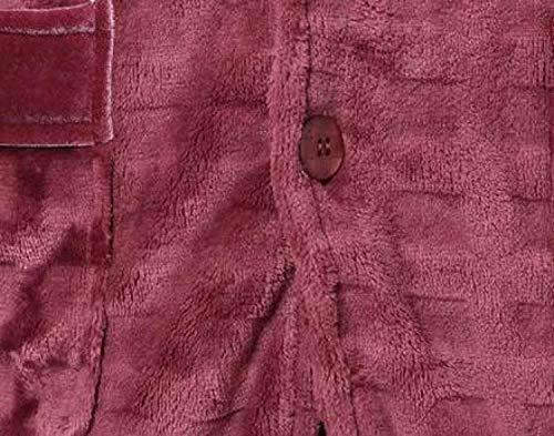 Pigiama Cuccia Home Servizio Caldo Spessore Vestito Autunno Uomo Flanella Loungewear Inverno Sleepwear Due Di Giallo Abbigliamento rwPnqr8C