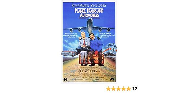 Planes Trains /& Automobiles 1987 Movie Poster A0-A1-A2-A3-A4-A5-A6-MAXI 594