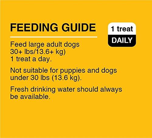 PEDIGREE DENTASTIX Large Dental Dog Treats Fresh, 1.52 lb. Pack (28 Treats) by Pedigree (Image #8)