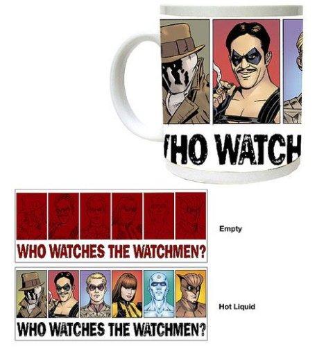 NECA Watchmen Mug Dave Gibbons