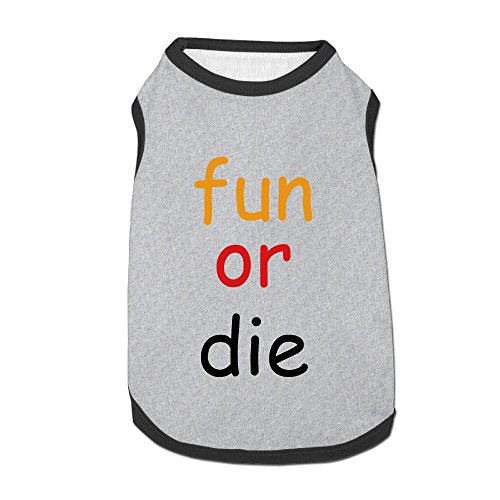fun-or-die-funny-dog-shirt-pet-clothing