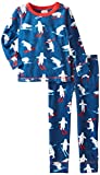 Hatley Little' Thermal Ski Underwear Skiing Polar Bears