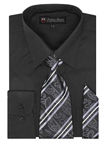 dress shirts with jeans and tie - 6