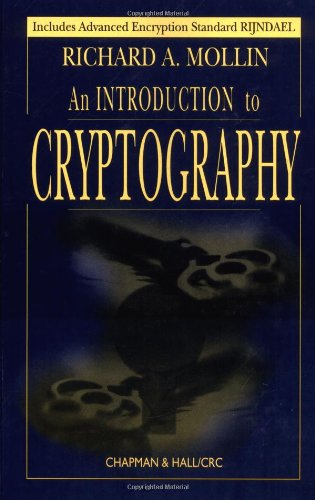 An Introduction to Cryptography (Discrete Mathematics and Its Applications) by Brand: Chapman and Hall/CRC