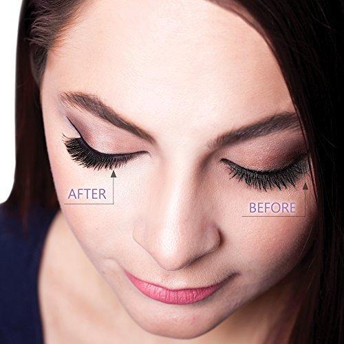 Review For Dual Magnetic Half Size False Eyelashes Set (4