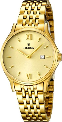 FESTINA Watch Classic Unisex Only Time - f16749-3