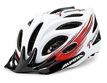 Alpina – Casco infantil de ciclismo Firebird Fb Junior Talla 50 – 55 cm, Toyota