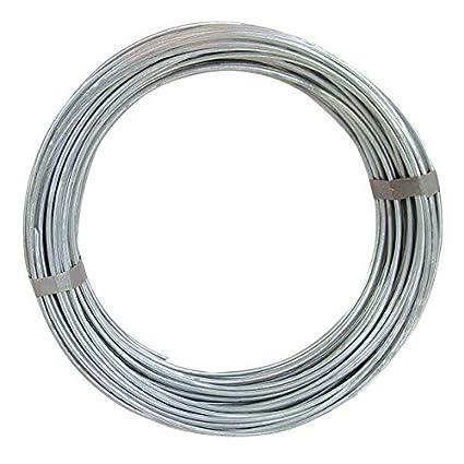 Ook 50140 50\' 9 Gauge Galvanized Steel Hobby Wire - - Amazon.com
