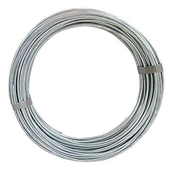 Ook 50140 50 9 gauge galvanized steel hobby wire amazon ook 50140 50 9 gauge galvanized steel hobby wire greentooth Choice Image